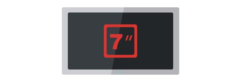 7寸多功能数码相框