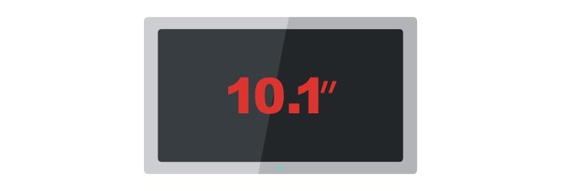 10.1inch DPF