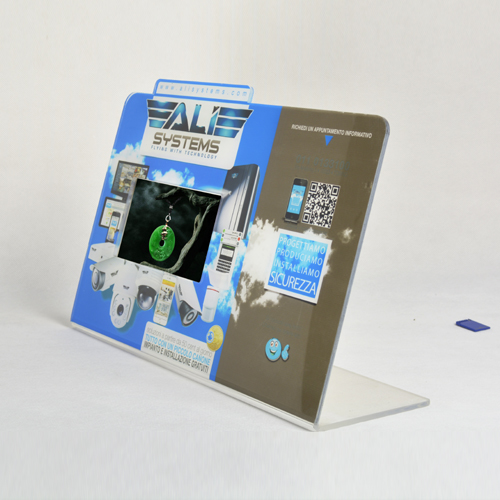 LCD Smart Stand